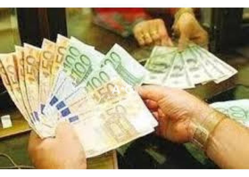 Offre de prêt entre particulier sérieux en 72 heures au plus