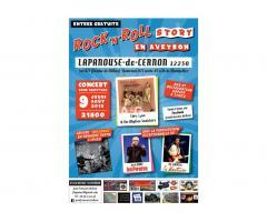 2ème Festival ROCK'N'ROLL STORY en AVEYRON