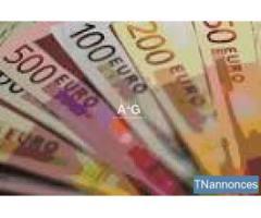 Offre de prêt entre particulier sérieux en 72h au plus