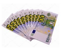 Prêt d'argent sans rien payé en avance