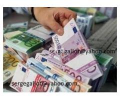 Offre de crédit sérieux aux particuliers fiables en 72h